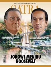 Cover Majalah GATRA ED 19 Maret 2019
