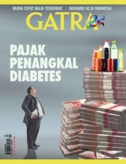 Cover Majalah GATRA ED 33 Juni 2019