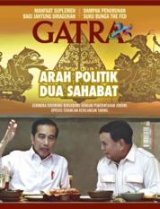 GATRA Magazine Cover ED 38 July 2019