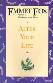 Cover Alter Your Life oleh