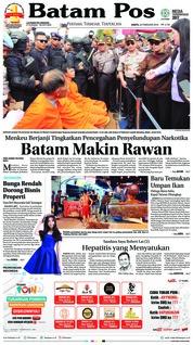 Batam Pos / 24 FEB 2018