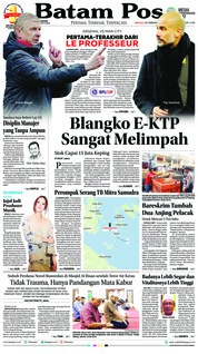 Batam Pos / 25 FEB 2018