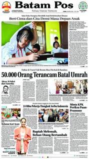 Batam Pos / 26 APR 2018