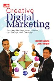 Cover Creative Digital Marketing oleh