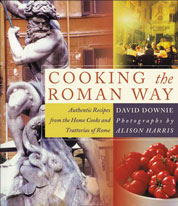 Cover Cooking the Roman Way oleh