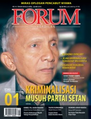 Forum Keadilan / ED 01 APR 2018