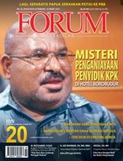 Forum Keadilan / ED 20 FEB 2019