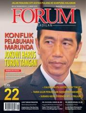 Forum Keadilan / ED 22 MAR 2019