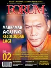 Forum Keadilan / ED 02 MAY 2019