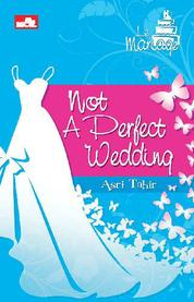 Cover Not A Perfect Wedding oleh