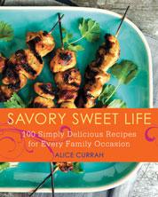 Cover Savory Sweet Life oleh