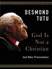 God Is Not a Christian by Cover