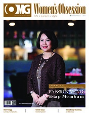 Women's Obsession / ED 46 DEC 2018 Magazine Cover