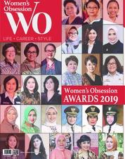 Women's Obsession / ED 49 MAR 2019 Magazine Cover