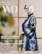 Cover Majalah Women's Obsession / ED 50 APR 2019