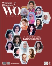 Women's Obsession / ED 54 AUG 2019 Magazine Cover