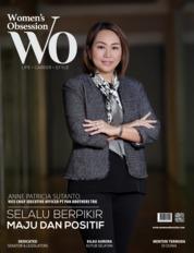Cover Majalah Women's Obsession / ED 55 SEP 2019