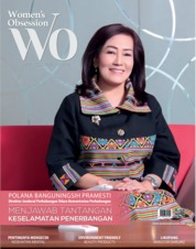 Women's Obsession / ED 56 OCT 2019 Magazine Cover