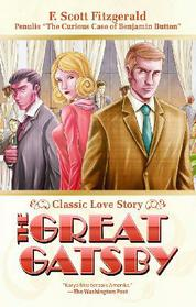 Cover Classic Love Story - The Great Gatsby oleh