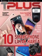 Cover Majalah TPLUS ED 91 Mei 2018
