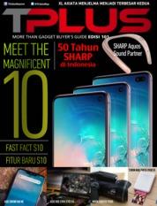 Cover Majalah TPLUS ED 101 Maret 2019