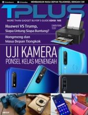 TPLUS Magazine Cover ED 105 July 2019