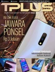 Cover Majalah TPLUS ED 107 September 2019