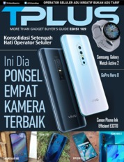 TPLUS Magazine Cover ED 109 November 2019