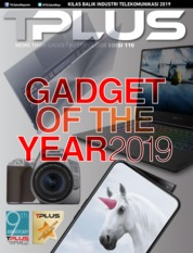 TPLUS Magazine Cover ED 110 December 2019