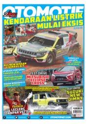 Cover Majalah OTOMOTIF ED 18 September 2019