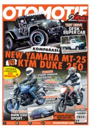 OTOMOTIF Magazine Cover ED 27 November 2019