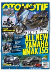 OTOMOTIF Magazine Cover ED 30 December 2019