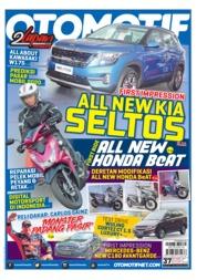 OTOMOTIF Magazine Cover ED 37 January 2020