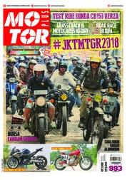 MOTOR PLUS / ED 993 MAR 2018