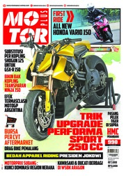 MOTOR PLUS / ED 998 APR 2018