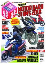 MOTOR PLUS / ED 999 APR 2018