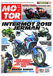MOTOR PLUS / ED 1023 OCT 2018