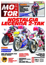 MOTOR PLUS Magazine Cover ED 1032 December 2018
