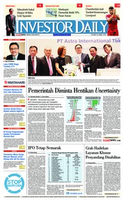 INVESTOR DAILY / 26 APR 2018