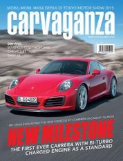 Cover Majalah carvaganza / DEC 2015