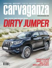 Carvaganza / NOV 2017 Magazine Cover