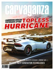 carvaganza / APR 2018