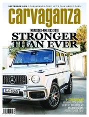 Carvaganza / SEP 2018 Magazine Cover