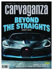 Carvaganza / OCT 2018 Magazine Cover