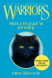 Cover Warriors: Hollyleaf's Story oleh