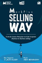 Cover Markplus Selling Way oleh