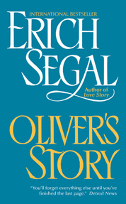 Cover Oliver's Story oleh