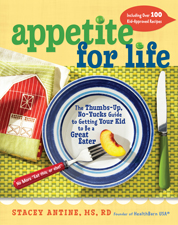 Cover Appetite for Life oleh