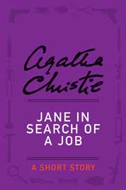 Jane in Search of a Job by Cover