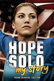 Cover Hope Solo: My Story (Young Readers' Edition) oleh